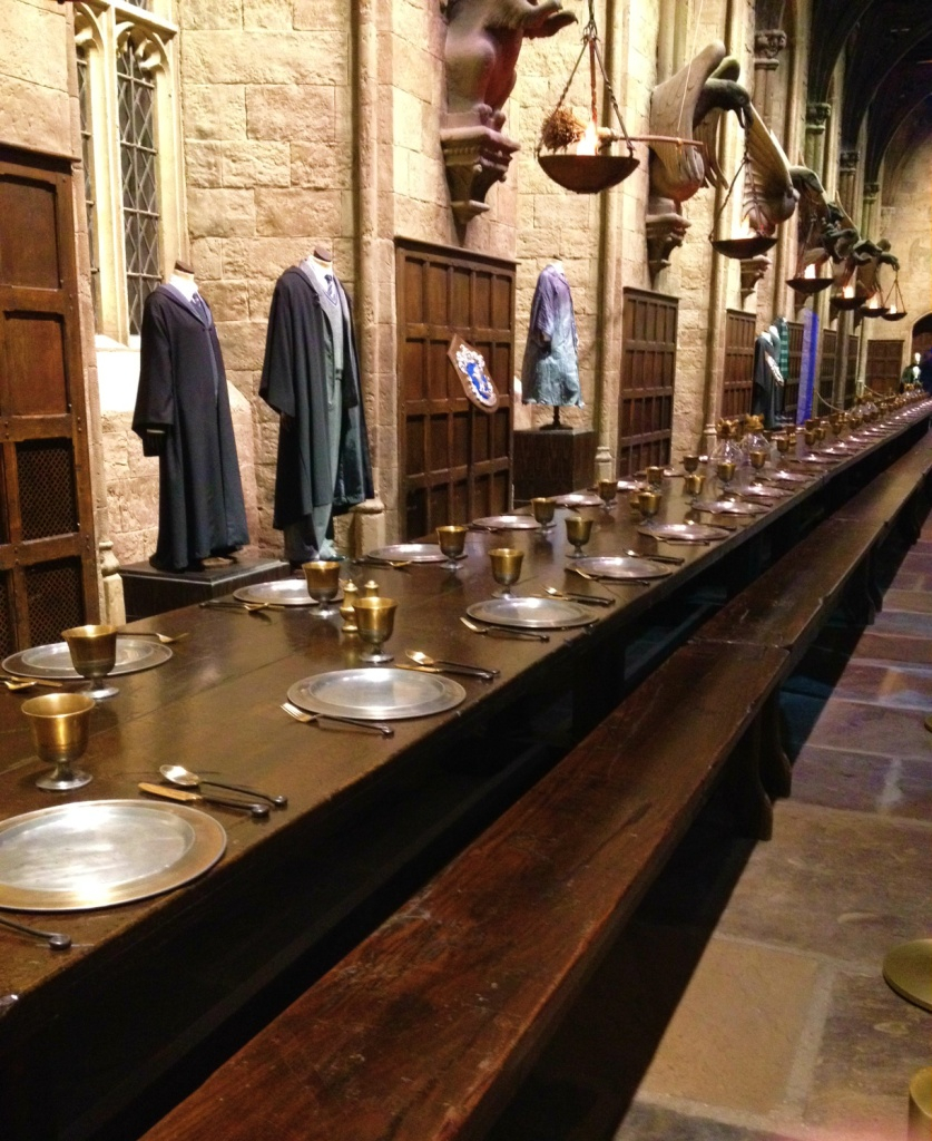 Harry Potter Grande salle2
