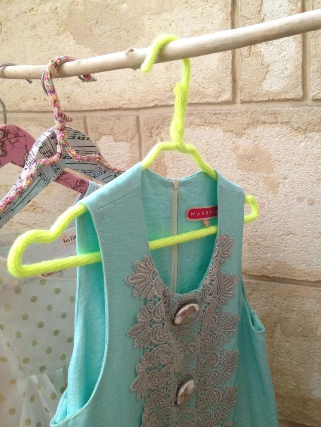 cintre tricotin