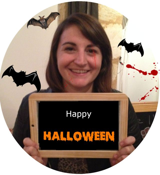 Julie Halloween