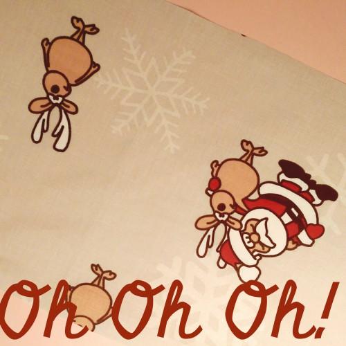 papier cadeau Noel