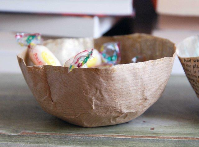 coupelles bonbons